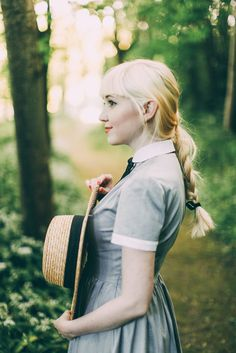 Outfit: Forest Forages & Wild Garlic Pesto Recipe