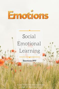 Emotions Basics For Self Regulation and SEL Social Emotional Learning Emotional Regulation, Self Regulation, Emotional Development, Self Esteem Activities, Learning Activities, Teaching Resources, What Is Social, Social Work, Social Skills