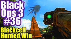 Call of Duty Black Ops 3 #36 BLACKCELL HUNTED WIN (cod bo3 ps4)