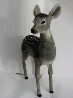 Kiyoshi Mino // Needle Felted Animals