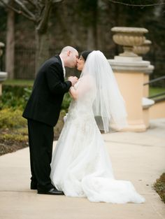 #real #allure #bride Allure Couture Style: C231 - Wedding Photography: Heather Z Photography