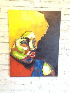 Acrílica sobre tela  Artista: Ricardo Subires