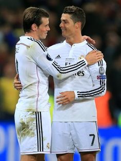 Cristiano Ronaldo and Gareth Bale Real Madrid vs Sevilla iPhone Wallpapers  is a fantastic HD wallpaper for your PC or Mac and is available in high definition resolutions.