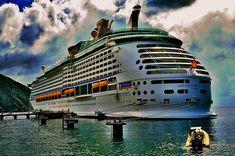 Adventure of the Seas #travelnewhorizons