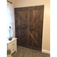 hinged barn doors. Hinged Bi Fold Pantry Doors By Rustic Luxe British Brace Barn E