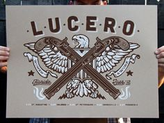 Lucero poster