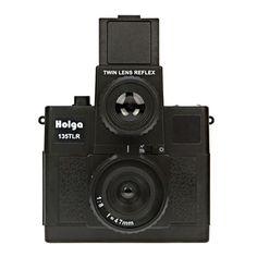 USD Holga 135BC TLR 135BCTLR Twin Lens Reflex 35mm Film Camera Black LOMO 614572170124 | eBay