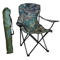 Introducing Camouflage Compact Chair with Carrying Bag. Great Product and follow us to get more updates!