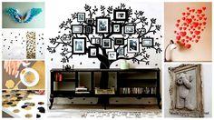 El árbol para el pasillo de la sala