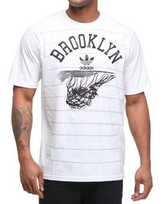 Adidas | Brooklyn Nets Rainin Tee