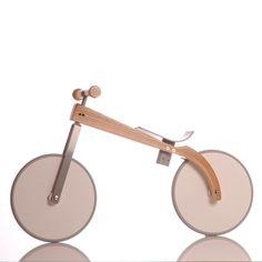 Ik vind de Wishbonebike die Maxim heeft ontzettend stoer, maar dit fietsje is ook wel heel erg gaaf!