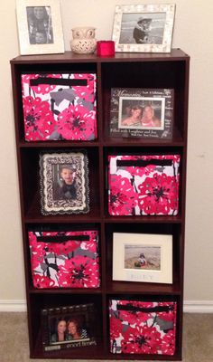 Jr. Cubes in Bold Bloom | Thirty One is a Leading Gift Company offering purses, totes, and all kinds of home storage and organizing products Contact me for more information. www.mythirtyone.com/lacydonnelly