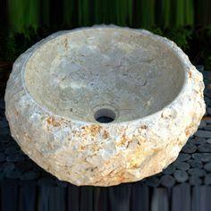Tvättställ av sten - HomeNordic.com