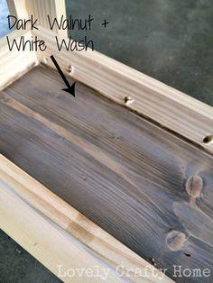 white wash testing