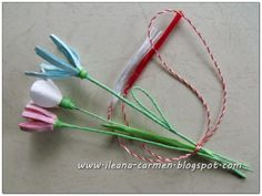 Quilling Flowers for 1 March Quilling 3d, March 1st, Spring Flowers, Projects, Handmade, Log Projects, Blue Prints, Hand Made, Spring Colors