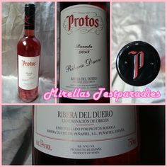 Protos Rosado DO 2013 aus dem Onlineshop Solvino.