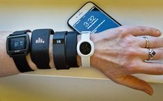Wearable technology such as fitness trackers, smart watches, heart rate monitors, and GPS tracking devices are the top fitness trend of 2016, according to a survey by the American College of Sports Medicine.