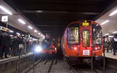 Old steam train and modern London Underground train next to each other. Rail Transport, Transport News, London Underground Train, Old Steam Train, Gold And Silver Coins, British Rail, Best Cities, Capital City, The World's Greatest