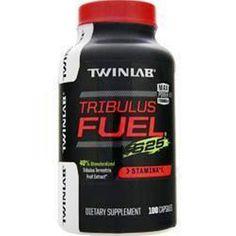 TwinLab Tribulus Fuel 625 Max Power 1 - 2 or 3 x 100 caps #Twinlab