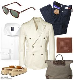 Blazer Beige, Mode Style, Men's Style, Weekend Outfit, Suit And Tie, Gentleman Style, Dress Codes, Levis 501, Casual Looks