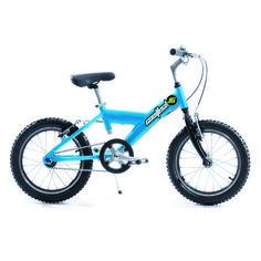 """Vélo enfant Cooltech 16"""" bleu"""