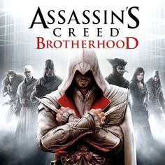 Assassin's Creed: Brotherhood - Cover
