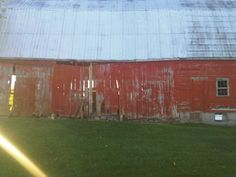 Temporary patch job on the barn doors for winter. My Property, Historical Society, Barn Doors, The Locals, Barns, The Incredibles, History, Architecture, Building