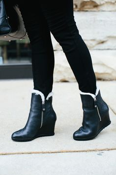 These winter boots were made for walking — and looking fabulous!