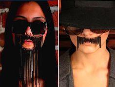 facial hair jewelry?