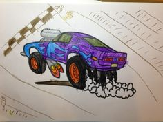 How to draw a car. Ford Mustang Shelby drag racing muscle car   #coloring pages and how to draw cars :) #coloringpage #howtodraw #howtodrawcars #musclecar #dragracing #cardraw #coloring