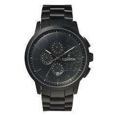 Orobianco オロビアンコ TEMPORALE テンポラーレ 腕時計 ブラック メンズ OR-0014-1
