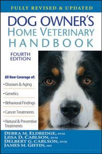 """Read """"Dog Owner's Home Veterinary Handbook"""" by Debra M. Eldredge DVM available from Rakuten Kobo. The classic bestseller—expanded and updated The guide dog lovers have relied on for more than twenty-seven years, this h. Date, Outline, Skin Bumps, Holistic Treatment, Cleveland Clinic, Guide Dog, Aggressive Dog, Pet Insurance, Insurance Companies"""