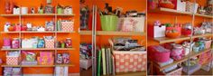 Como decorar y organizar un cuarto para costura | Ideas para decorar, diseñar y mejorar tu casa.