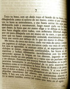 Julio Cortazar - Poema de Rayuela... El mas lindo