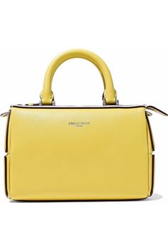 Leather tote | EMILIO PUCCI | Sale up to 70% off | THE OUTNET