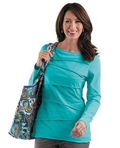 Beijing Top | Shirts & Tops | Women | Clothing | Magellans Travel Supplies
