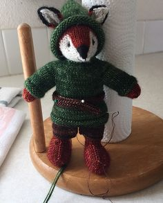 Ravelry: ksg926's Little Gnome Fox