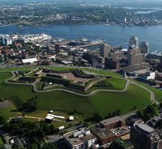 Halifax, close but beautiful... at least in the summer