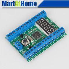 Multi-function Programmable Logic Controller PLC Module Iindustrial Control Panels Stepper Motor Controller #SM537 @SD