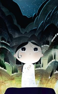 song of the sea- I loved every second of this fantastic film. Everyone that worked on this movie should be praised for their amazing work.