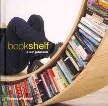 A really cool book on bookshelves.