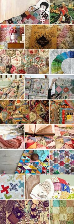 quilts are just so qu-ozy ;)