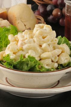 Spinach Recipes, Pasta Recipes, Salad Recipes, Cooking Recipes, Spinach Salads, Amish Macaroni Salad, Macaroni And Cheese, Macaroni Salads, Macaroni Pasta