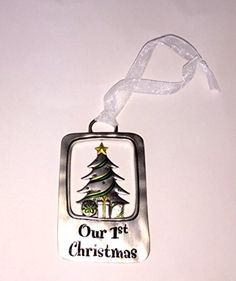 Our 1st Christmas Pewter Ornament Ganz http://www.amazon.com/dp/B00XF8RXBS/ref=cm_sw_r_pi_dp_JL0bwb06SQ7S2