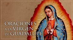 Oraciones a la Virgen de Guadalupe        Oración I     ¡Oh Virgen Inmaculada, Madre del verdadero Dios y Madre de la Iglesia! Tú, que ...
