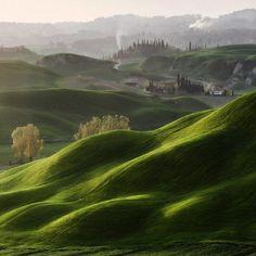 Fabulous landscapes by Marcin Sacha