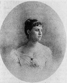"The Grand Duchess Alexandra Georgievna Romanova of Russia,neé Princess Alexandra of the Hellenes.  ""AL"""