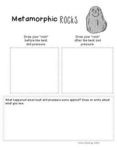 worksheet metamorphic rocks 2 editable with answers explained earth science. Black Bedroom Furniture Sets. Home Design Ideas