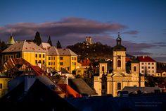 Banská štiavnica Slovakia