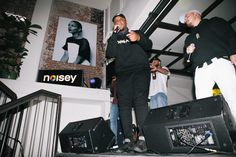 Fotoreportage: YFG @ ADE Beats at Noisey x Vice HQ